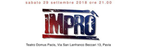 29 settembre 2018 Pavia