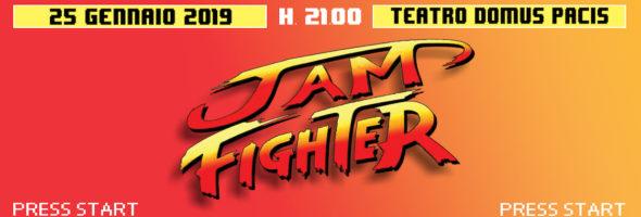 25 gennaio 2019… impro fight