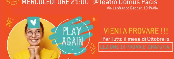 ImprovvisaMente – Play again